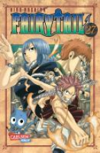 Mashima, Hiro Fairy Tail 27