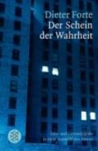 Forte, Dieter Der Schein der Wahrheit