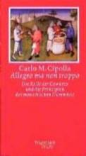 Cipolla, Carlo M. Allegro ma non troppo