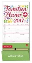 Familienplaner plus Tasche 2017