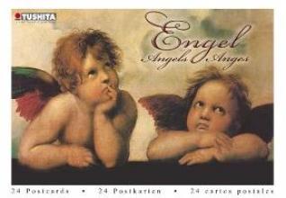 Engel Postkartenbuch