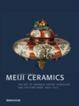 Jahn, Gisela Meiji-Keramik. Englische Ausgabe