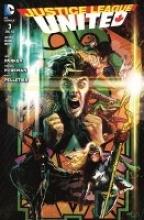 Parker, Jeff Justice League United 3