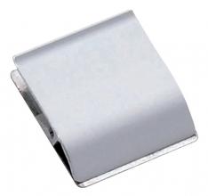 , Klemlijst MAUL 3.5x4cm aluminium zelfklevend