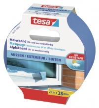 , Afplaktape Tesa Precision 38mmx25m outdoor