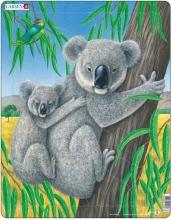 , Larsen puzzel - Koala - D7