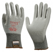 , Handschoen ActiveGear snijbestendig grijs 9/L