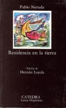 Neruda, Pablo Residencia En La Tierra