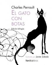 Perrault, Charles El gato con botas Puss In Boots