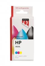 , Inktcartridge Quantore HP CH564EE 301XL kleur