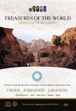 DVD- Documentaire: OMAN - JORDANIË - LIBANON