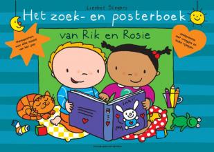 Liesbet Slegers , Het zoek- en posterboek van Rik en Rosie