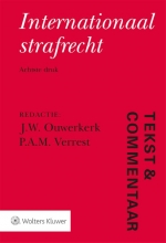 J.W. Ouwerkerk , Internationaal strafrecht