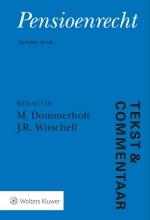 , Tekst & Commentaar Pensioenrecht