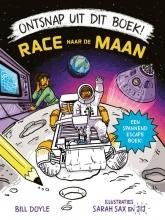 Bill Doyle , Ontsnap uit dit boek - Race naar de maan