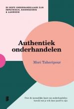 Mori Taheripour , Authentiek onderhandelen