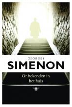 Georges Simenon , Onbekenden in het huis