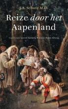 J.A. Schasz M.D. , Reize door het Aapenland