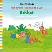 Max Velthuijs , Het grote flapjesboek van Kikker