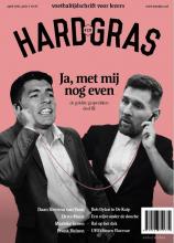 Tijdschrift Hard Gras , Hard gras 137 - april 2021