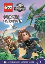 , LEGO Jurassic World - Operatie: Overleven