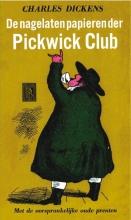 Charles  Dickens Vantoen.nu Nagelaten papieren der Pickwick Club deel 1