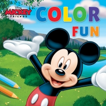 , Disney Color Fun Mickey