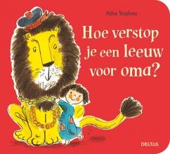 , Hoe verstop je een leeuw voor oma?