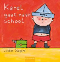 Liesbet  Slegers Karel gaat naar school