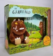 Julia  Donaldson De Gruffalo-cadeauset boekje en knuffel