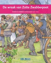Theo  Hoogstraaten, Marianne  Hoogstraaten Terugblikken leesboeken De wraak van Zotte Zwabberpoot