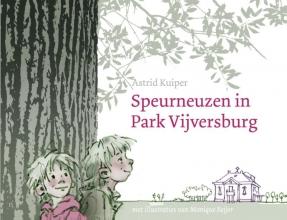 Astrid  Kuiper Speurneuzen in Park Vijversburg