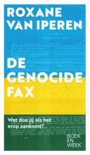 Roxane van Iperen , De genocidefax
