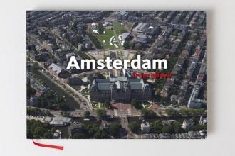Jolles, Allard / Zanen, Koos van Amsterdam from above