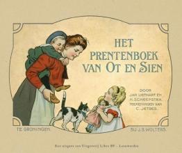 Jan  Ligthart, H.  Scheepstra Het Prentenboek van Ot en Sien