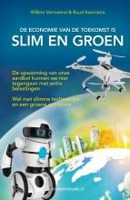 Willem  Vermeend, Ruud  Koornstra Klimaatverandering  Slim en Groen