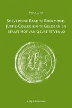 A.M.J.A. Berkvens , Soevereine raad te Roermond, Justiz-Collegium te Geldern en Staats Hof van Gelre te Venlo