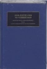 , DDR-Justiz und NS-Verbrechen XIII