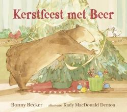 Bonny  Becker Kerstfeest met Beer