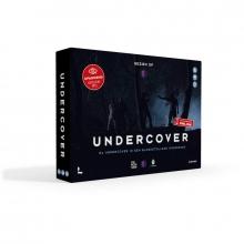 Pieterjan Uytterhoeven Jimmy Cowe  Liese Luijten, Undercover - Detectivespel