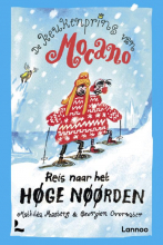 Mathilda Masters , De keukenprins van Mocano III - Reis naar het Høge Nøørden