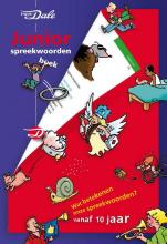 Wim  Daniëls Van Dale Junior spreekwoordenboek