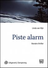 Rijn, Linda van Piste alarm - grote letter uitgave