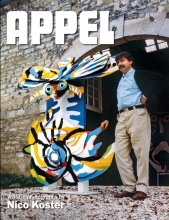 Ernst Veen Willemijn Stokvis, Appel, a life in photographs by Nico Koster