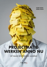Patries  Quant, Floris  Quant Projectmatig werken anno nu