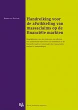Bonne van Hattum Handreiking voor de afwikkeling van massaclaims op de financile markten