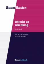 Fieke Van Tijdhof-van Haare Freek Schols, Boom Basics Erfrecht en schenking