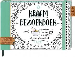 , Kraambezoekboek (O`Baby by Pauline)