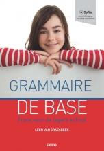 Lee Van Craesbeek , Grammaire de base