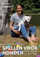 Helen Hagestein , Spellen voor Honden 4